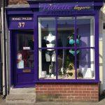 Violette Lingerie shop front